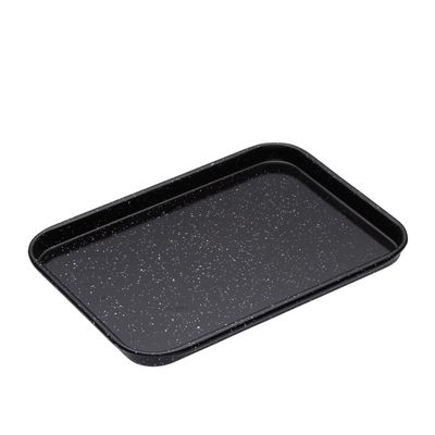 BAKING TRAY VITREOUS ENAMEL 24X18CM, MC