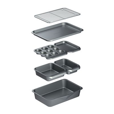 BAKEWARE SET 7PC, MASTERCRAFT
