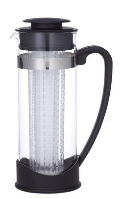 GLASS JUG ICED TEA 1.5L, LEAF & BEAN
