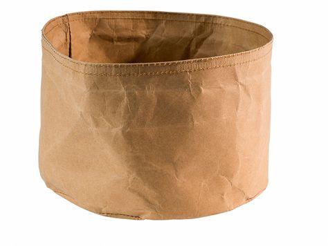 BREAD PAPER BAG NATURAL 20X13CM, APS