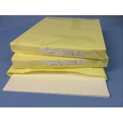 GREASEPROOF PAPER WHITE 410X330 800SHEET