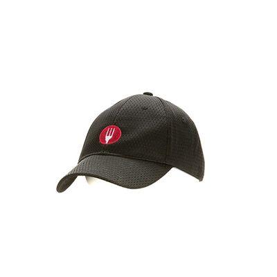 BASEBALL CAP BLACK - CHEF WORKS