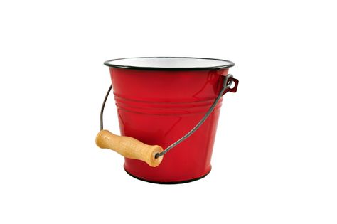 URBAN STYLE BUCKET 1LT ENAMEL ASSORTED