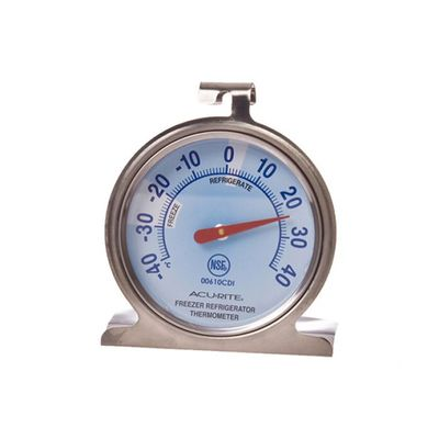 THERMOMETER FRIDGE/FREEZER DIAL, ACURITE