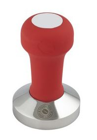 COFFEE TAMPER RED 58MM, CREMA PRO