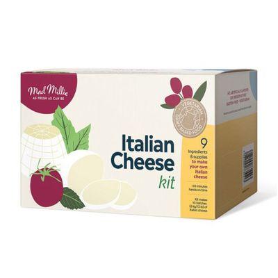 ITALIAN CHEESE KIT BEGINNERS, MAD MILLIE