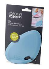 SCRAPER SILICONE FIN BLUE, JOSEPH
