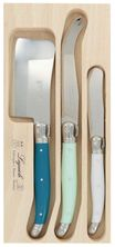 KNIFE SET 3PCE CHEESE MT, ANDRE VERDIER