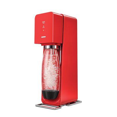 DRINK MAKER RED, SOURCE METAL S/STREAM