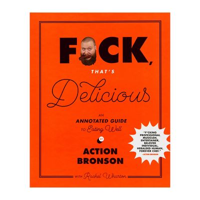 COOKBOOK, F*CK THAT'S DELICIOUS