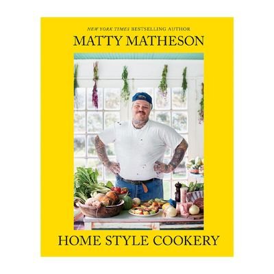COOKBOOK, MATTY MATHESON HOMESTYLE
