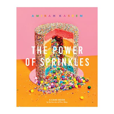 COOKBOOK, THE POWER OF SPRINKLES