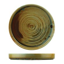 PLATE STACK FIRED EARTH 207MM, NOURISH