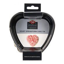 CAKE PAN SPRINGFORM HEART-SHAPED 10CM