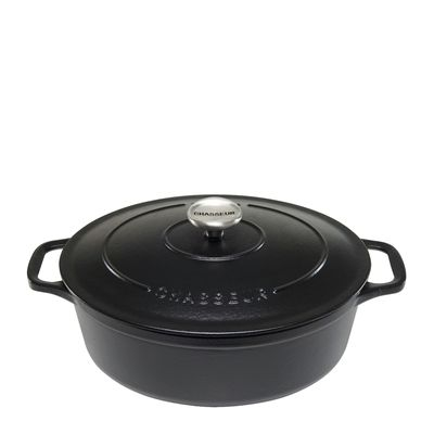 FRENCH OVEN OVAL 27CM 4L, CHASSEUR