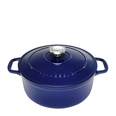 FRENCH OVEN FR.BLUE 26CM/5LT, CHASSEUR