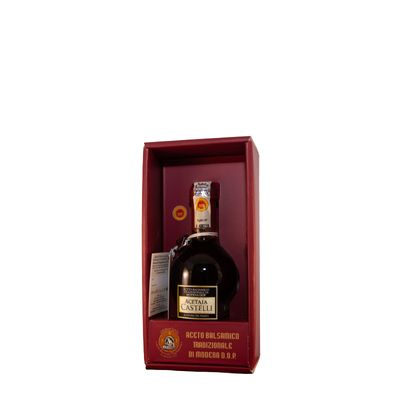 ACETO BALSAMICO 12 YEAR OLD DOP, 100ML
