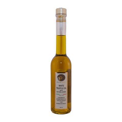 WHITE TRUFFLE OIL W/NATURAL AROMA, 250ML