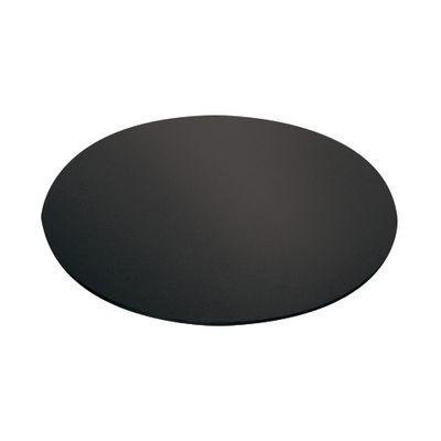 MONDO ROUND CAKE BOARD BLACK