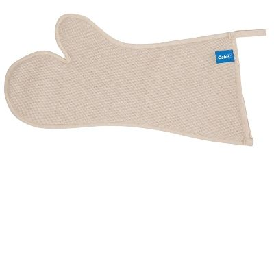 GLOVE OVEN ELBOW LENGTH NATURAL, OATES