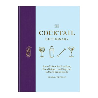 BARBOOK, THE COCKTAIL DICTIONARY
