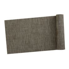 TABLE RUNNER TAUPE STRIP 30X150CM, M&W