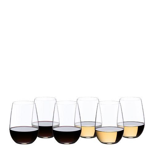 GLASS SAV/RIESLING 6PK RIEDEL 'O' SERIES