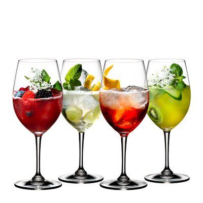 GLASS SPRITZ DRINKS 4PK, RIEDEL