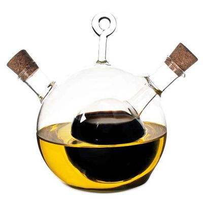 BOTTLE OIL/VINEGAR BALL, D&W NAPOLI