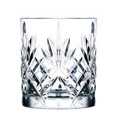 GLASS TUMBLER 240ML, RCR MELODIA
