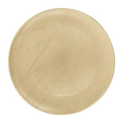 PLATE COUPE EARTH 29CM, BENDIGO