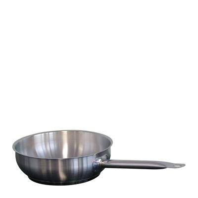 SAUCEPAN CONICAL 1LT S/S,  FORJE
