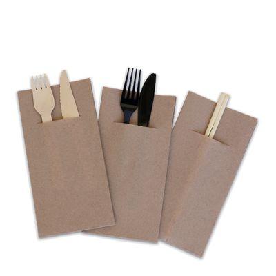 NAPKIN POCKET/DINNER GT KRAFT, CAPRICE