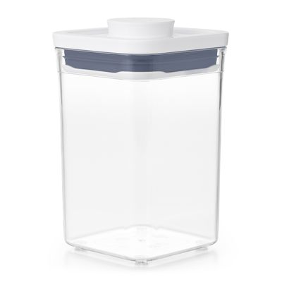 CANNISTER SMALL SQ SHORT 1L, OXO POP