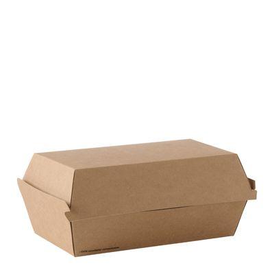 MEAL BOX BROWN MED, DETPAK GO 250CTN