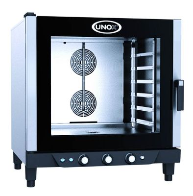 OVEN MANUAL 6 TRAY BAKERLUX ECO UNOX