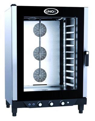 OVEN MANUAL 10 TRAY BAKERLUX ECO UNOX