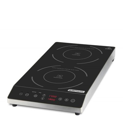 DOUBLE INDUCTION COOKER 15AMP ANVIL