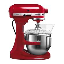 MIXER KPM5 DELUXE EMPIRE RED, KITCHENAID