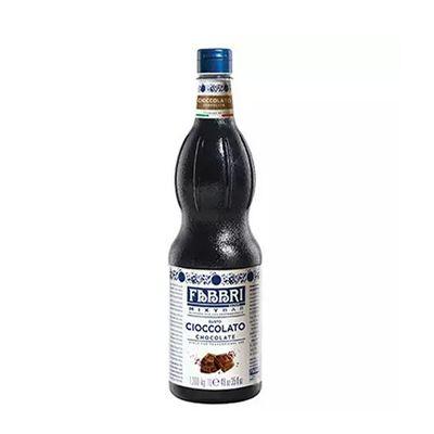CHOCOLATE SYRUP 1LT FABBRI