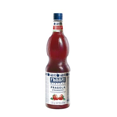 STRAWBERRY SYRUP 1LT FABBRI