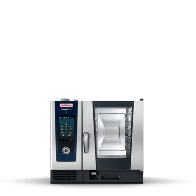 RATIONAL ICOMBI PRO ELECTRIC 6 TRAY 1X1