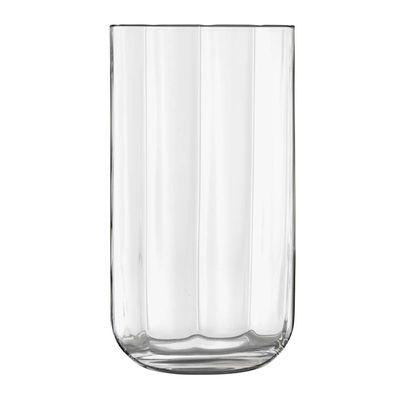 GLASS LONG DRINK 450ML, LUIGI JAZZ