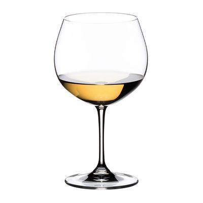 GLASS OAKED CHARDONNAY 2PK,RIEDEL VINUM