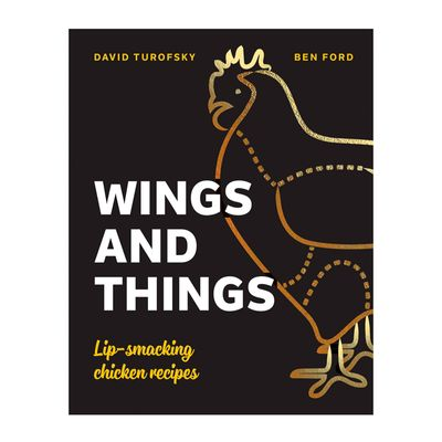 COOKBOOK, WINGS AND THINGS