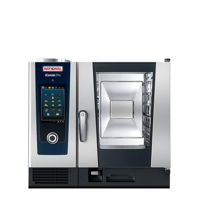 ICOMBI PRO GAS 6TRAY LPG 1/1GN,RATIONAL