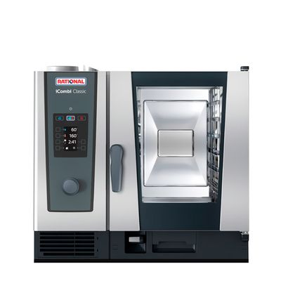ICOMBI CLASSIC 6TRAY 1/1GN LPG, RATIONAL