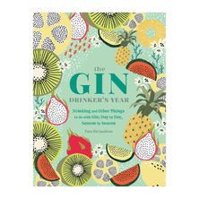 COOKBOOK, THE GIN DRINKERS YEAR