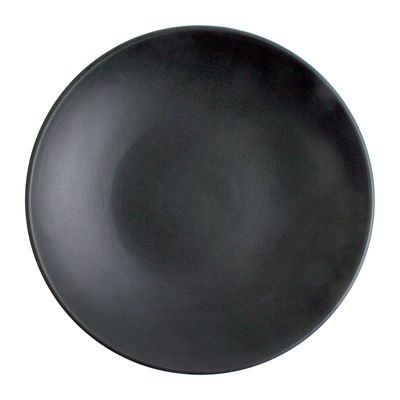 BOWL COUPE BLACK 26CM, THE GOOD PLATE