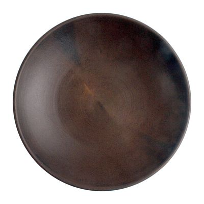 BOWL COUPE BROWN 26CM, THE GOOD PLATE